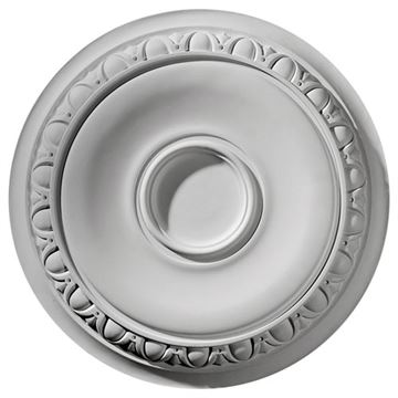 Restorers Architectural Caputo 24 1/4 Prefinished Ceiling Medallion