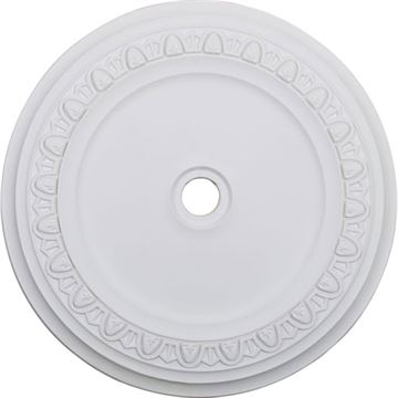 Restorers Architectural Caputo 41 Prefinished Ceiling Medallion