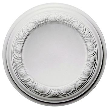 Restorers Architectural Carlsbad 12 1/2 Prefinished Ceiling Medallion