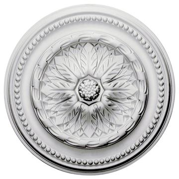 Restorers Architectural Chester Prefinished Ceiling Medallion
