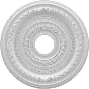 Restorers Architectural Cole 13 PVC Ceiling Medallion