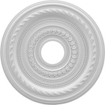 Restorers Architectural Cole 19 PVC Ceiling Medallion
