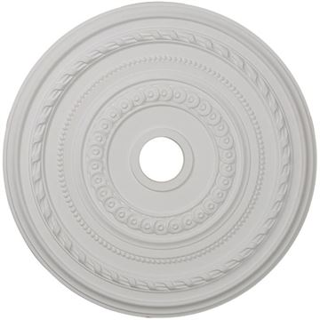 Restorers Architectural Cole Prefinished Ceiling Medallion