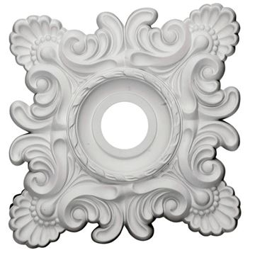 Restorers Architectural Crawley Prefinished Ceiling Medallion