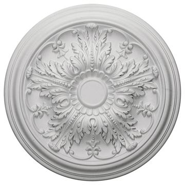 Restorers Architectural Damon Prefinished Ceiling Medallion