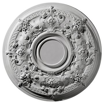 Restorers Architectural Darnay Prefinished Ceiling Medallion