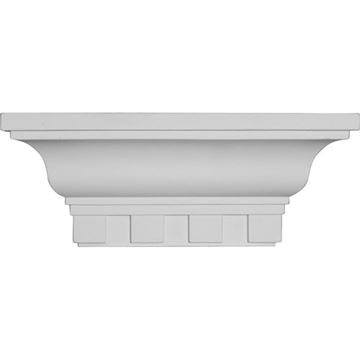 Restorers Architectural Dentil 12 Urethane Shelf