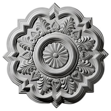 Restorers Architectural Deria Prefinished Ceiling Medallion