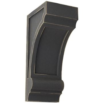 Restorers Architectural Diane 12 Inch Prefinished Corbel