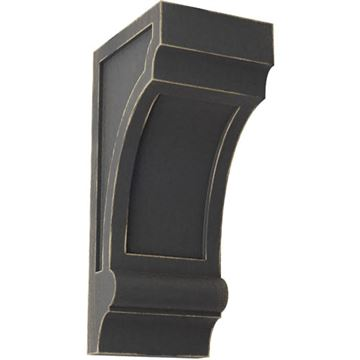 Restorers Architectural Diane 14 Inch Prefinished Corbel
