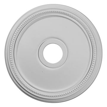 Restorers Architectural Diane 18 Prefinished Ceiling Medallion