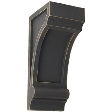 Restorers Architectural Diane 8 Inch Prefinished Corbel