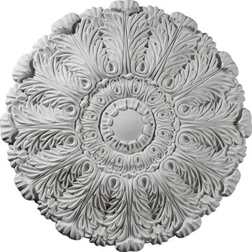 Restorers Architectural Durham Prefinished Ceiling Medallion