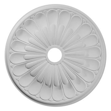 Restorers Architectural Elsinore Prefinished Ceiling Medallion