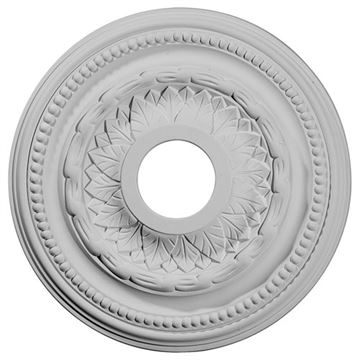 Restorers Architectural Galway Prefinished Ceiling Medallion