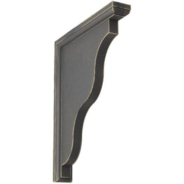 Restorers Architectural Hamilton Prefinished Bracket