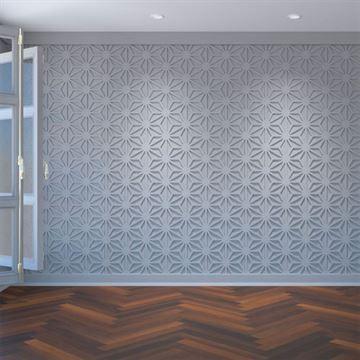 Restorers Architectural Hampton PVC Fretwork Decorative Wall Panel