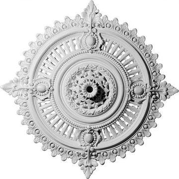 Restorers Architectural Haylynn Prefinished Ceiling Medallion