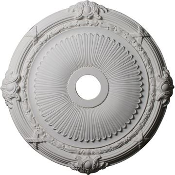 Restorers Architectural Heaton Prefinished Ceiling Medallion