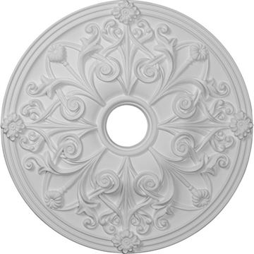 Restorers Architectural Jamie Prefinished Ceiling Medallion