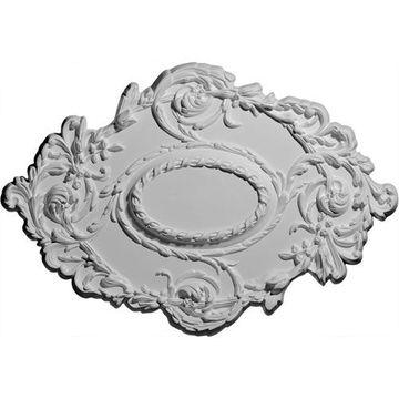 Restorers Architectural Kinsley Prefinished Ceiling Medallion