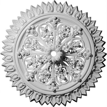 Restorers Architectural Lariah Prefinished Ceiling Medallion