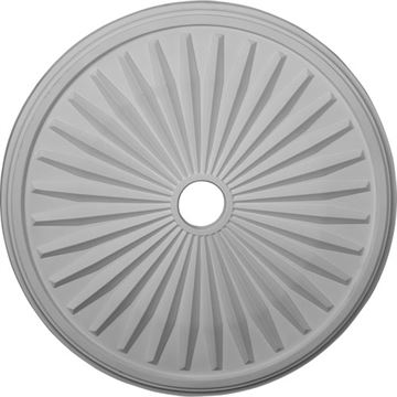 Restorers Architectural Leandros 33 1/8 Prefinished Ceiling Medallion