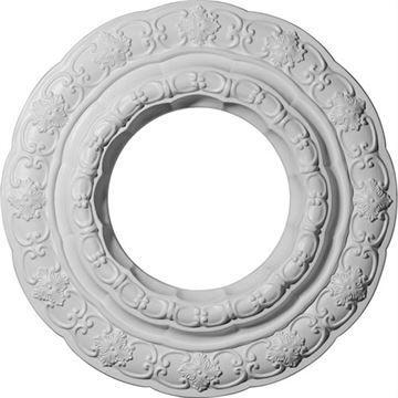 Restorers Architectural Lisbon Prefinished Ceiling Medallion