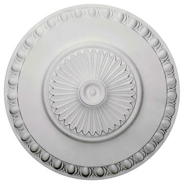 Restorers Architectural Lyon Prefinished Ceiling Medallion