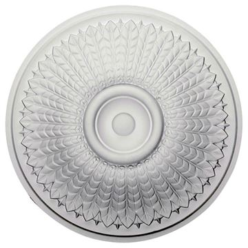 Restorers Architectural Modena Prefinished Ceiling Medallion