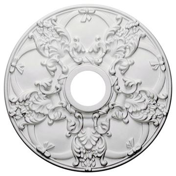 Restorers Architectural Norwich Prefinished Ceiling Medallion