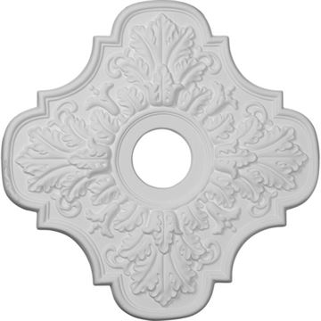 Restorers Architectural Peralta Prefinished Ceiling Medallion