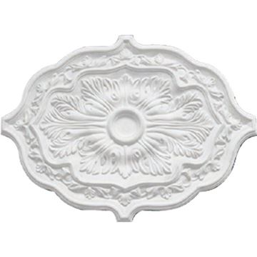 Restorers Architectural Pesaro Prefinished Ceiling Medallion