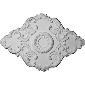 Restorers Architectural Piedmont Prefinished Ceiling Medallion