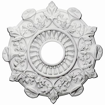 Restorers Architectural Preston Prefinished Ceiling Medallion