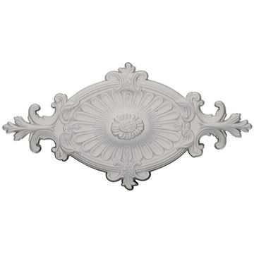 Restorers Architectural Quentin Prefinished Ceiling Medallion