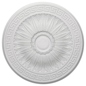 Restorers Architectural Randee Prefinished Ceiling Medallion