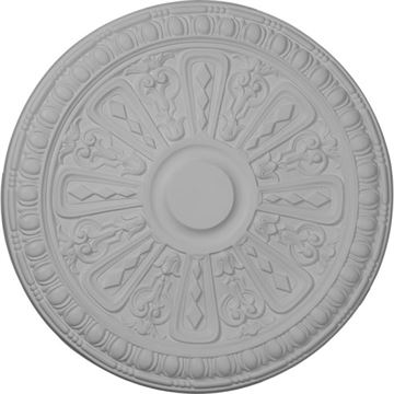 Restorers Architectural Raymond 18 Prefinished Ceiling Medallion