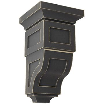 Restorers Architectural Reyes 10 Inch Prefinished Corbel