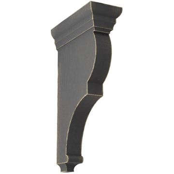 Restorers Architectural Rojas 14 Inch Prefinished Corbel