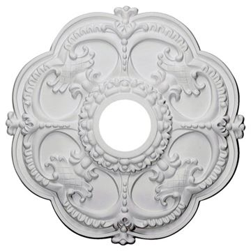 Restorers Architectural Rotherham 18 Prefinished Ceiling Medallion
