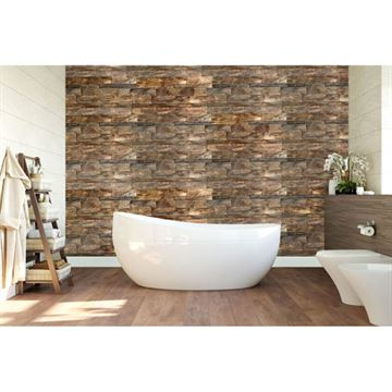 Restorers Architectural Shipboard Boat Wood Mosaic Wall Tile