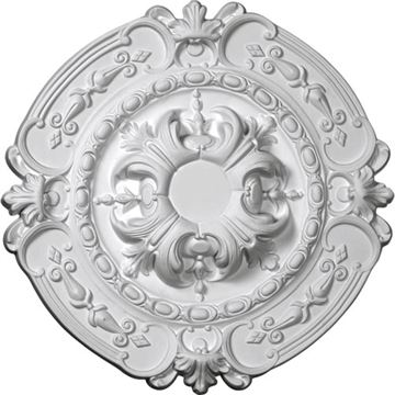 Restorers Architectural Southampton Prefinished Ceiling Medallion