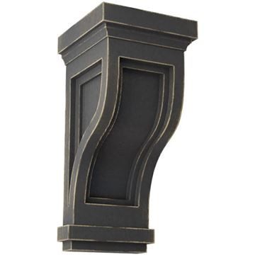 Restorers Architectural Traditional 10 Inch Prefinished Corbel