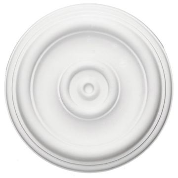 Restorers Architectural Traditional 12 Inch Prefinished Medallion