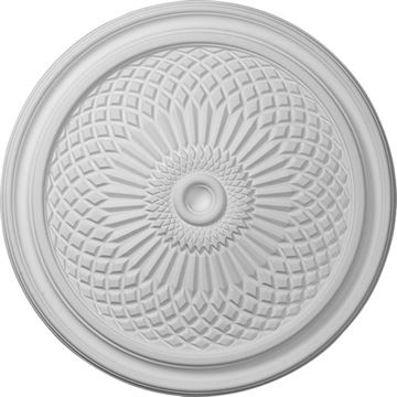 Restorers Architectural Trinity Prefinished Ceiling Medallion