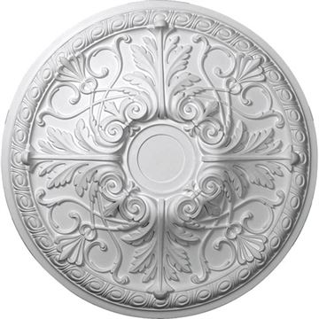 Restorers Architectural Tristan 26 Prefinished Ceiling Medallion