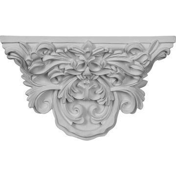 Restorers Architectural Turin Urethane Shelf