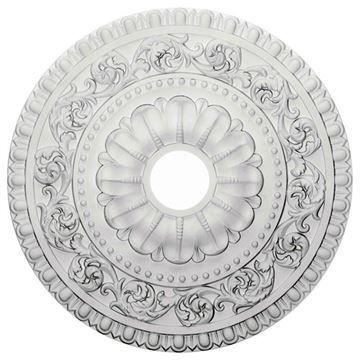 Restorers Architectural Vaduz Prefinished Ceiling Medallion