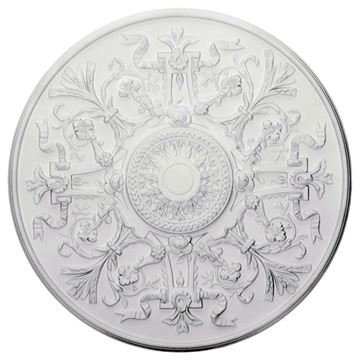 Restorers Architectural Versailles Prefinished Ceiling Medallion